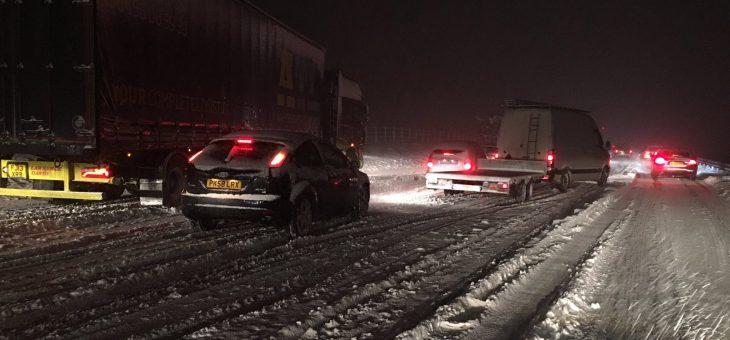 UK Weather Alert – Ice and Snow